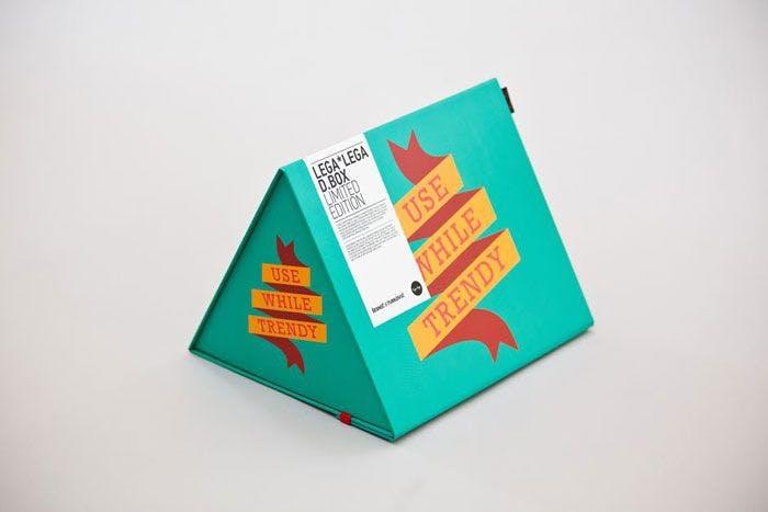 T-shirt packaging