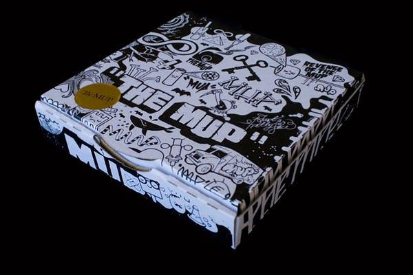 Custom tshirt box