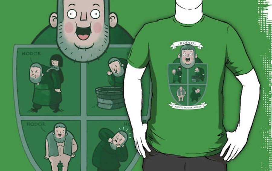 Hodor T-shirt
