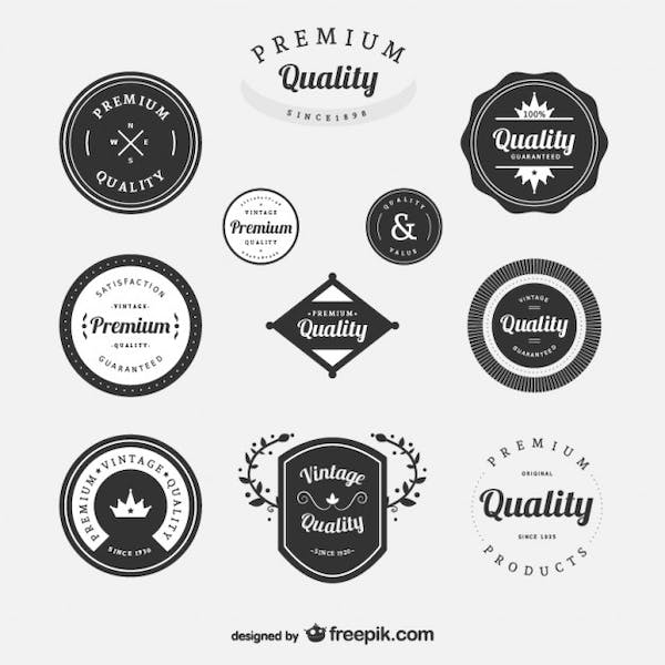 This is a photo of Bewitching T Shirt Label Vector
