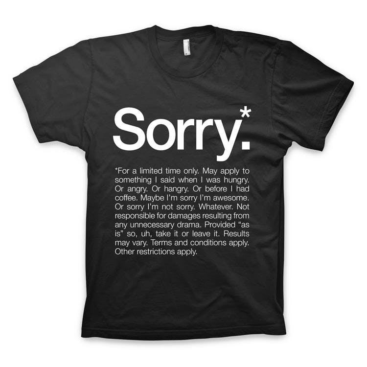 SORRY_FOR_A_LIMITED_TIME_ONLY_TEE_BLK