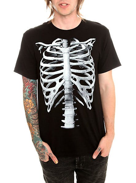 Skeleton Hot topic