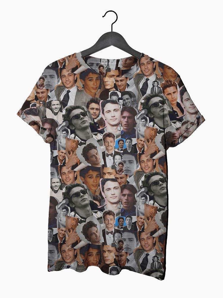 James Franco T- Shirt