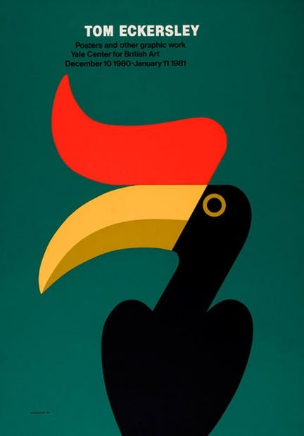 Tom Eckersley career
