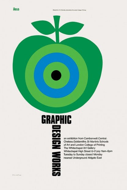 Tom Eckersley great work