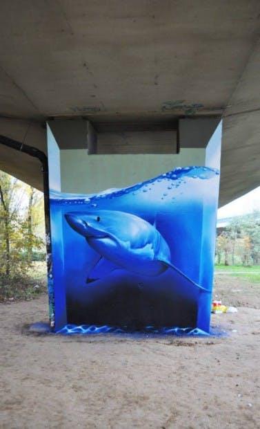 urban street art