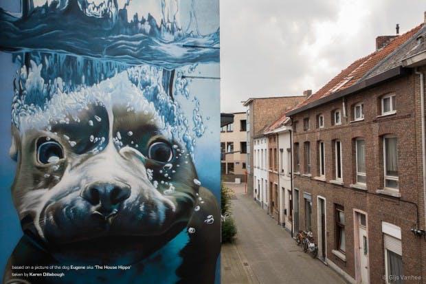 Urban Street Art - Smates