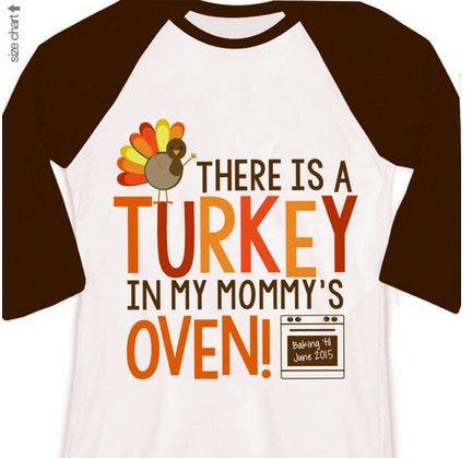 Thanksgiving Day T-shirts