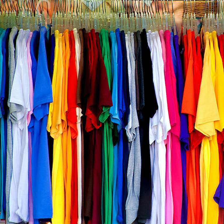 10 fun facts about T-shirts
