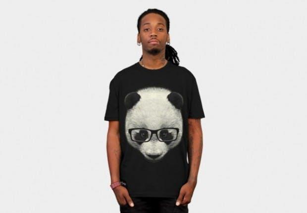 Serious Panda design
