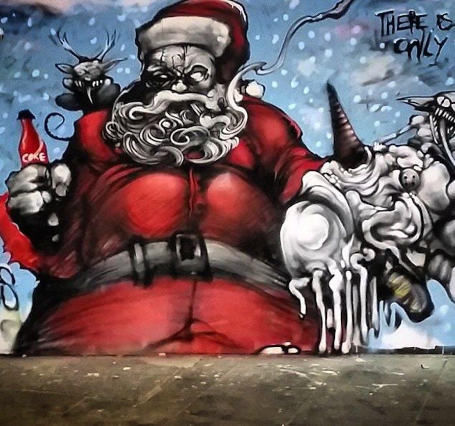 Santa reinvented