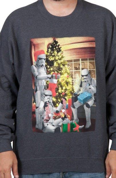 Retro Christmas hoodie