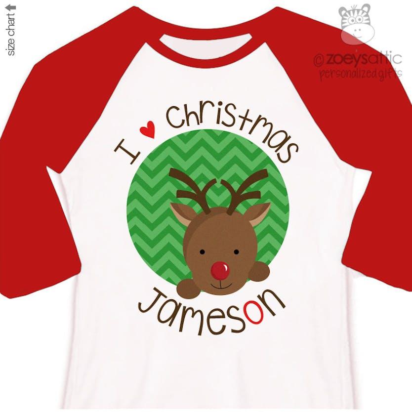 christmas tshirt