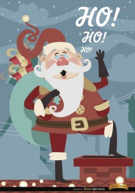 Santa hohoho