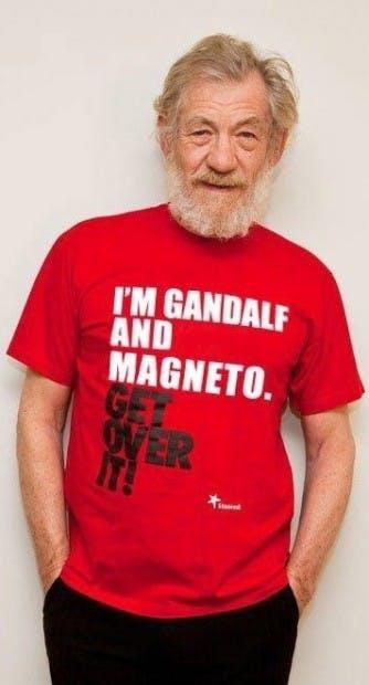 Funny T-shirts Gandalf
