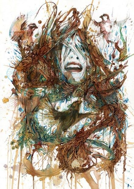 Carne Griffiths - art