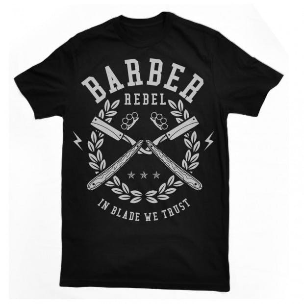 Barber rebel