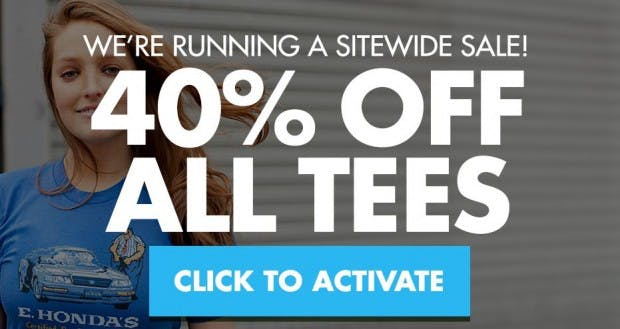 Bustedtees - promotion of the day
