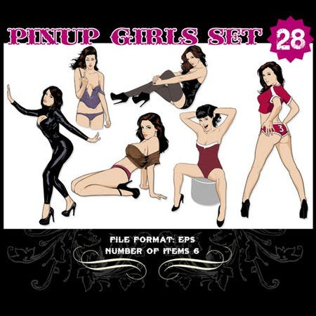 PinUpGirls-Set-28 (Copy)