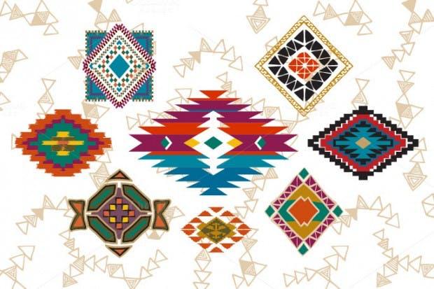 Tribal Clip Arts