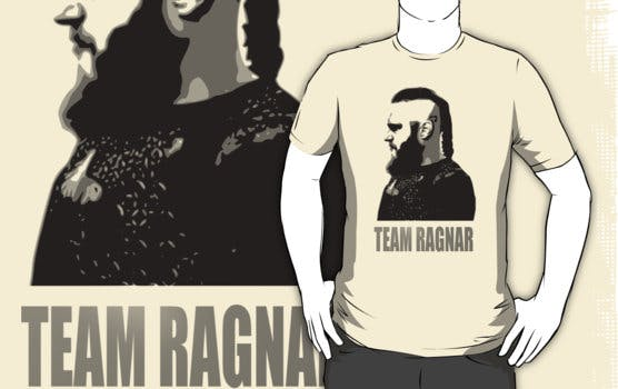 Team Ragnar best vikings t-shirts