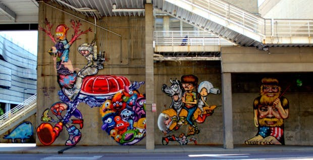 Urban Art David Choe