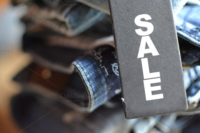 Creative Market Sale