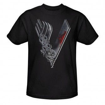 Vikings T-shirts from History Channel