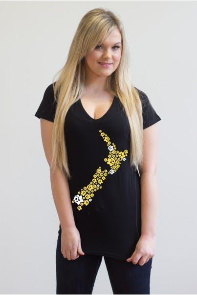 NZ t-shirt apparel