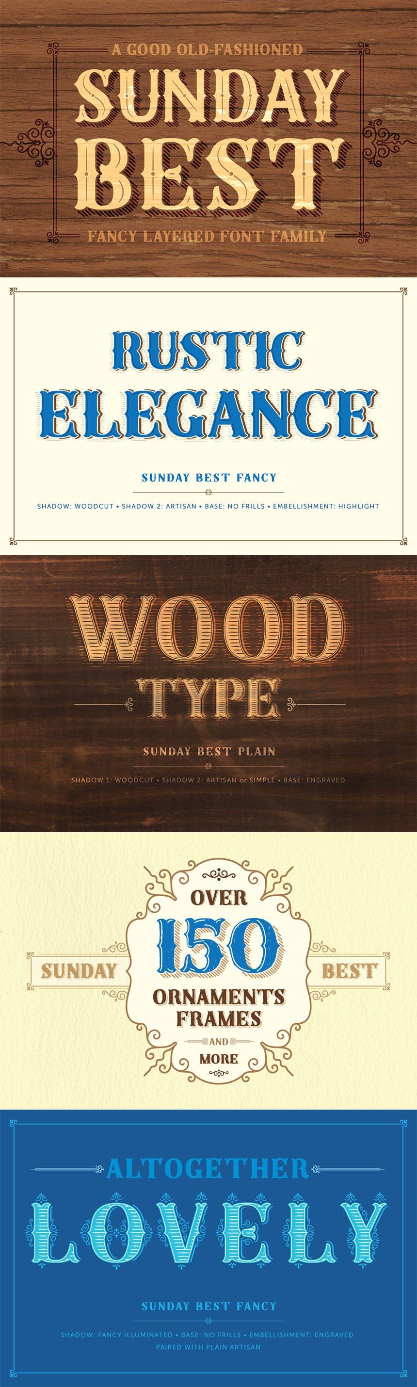 typeface sale