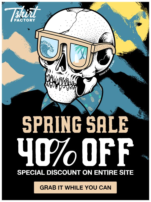 Spring Sale Campaign