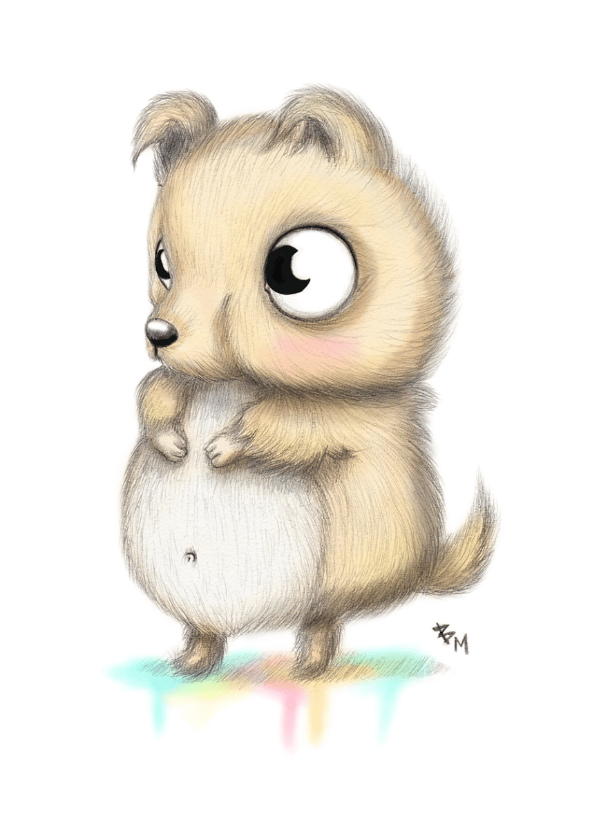 Hamster illustrations