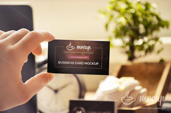 Business Cards mockups