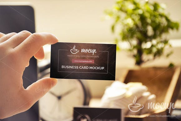 Business Cards mockups