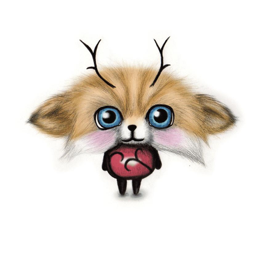 Fox illustration Madebybrea