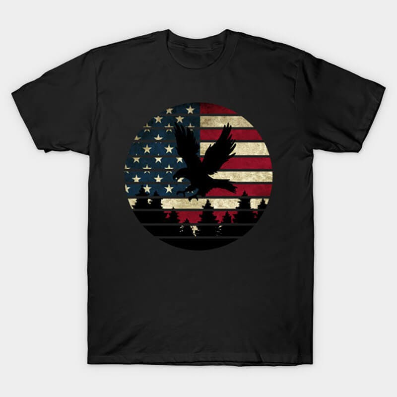T-shirt-graphic-design-for-4th-of-July