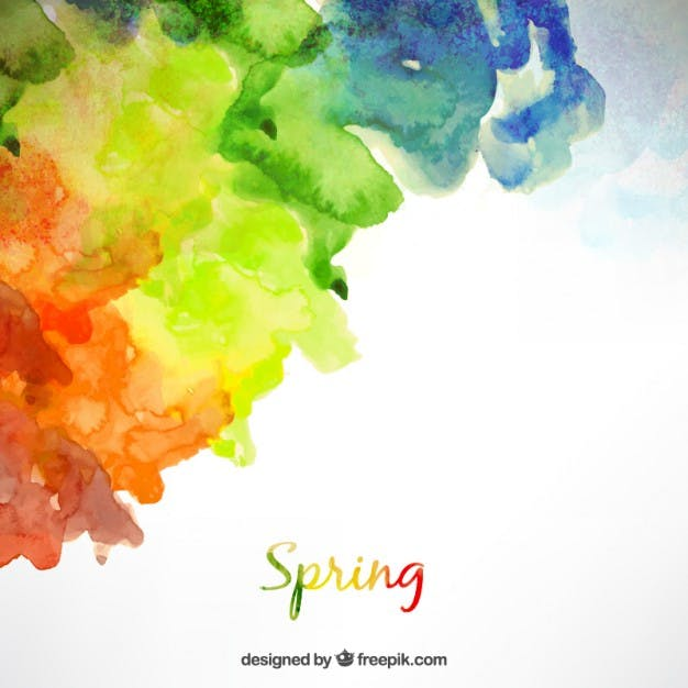 Top 10 best spring vectors ever