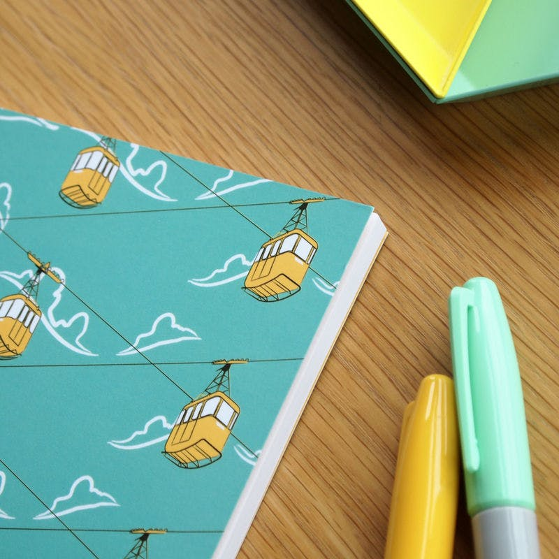 Huddle Formation - Beautiful notebooks
