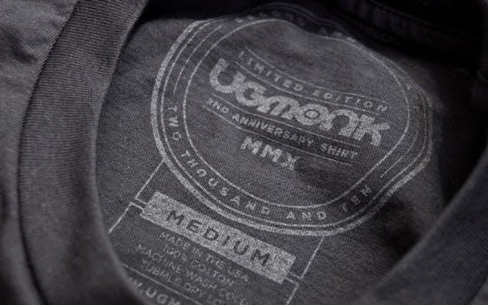 custom t-shirt tags