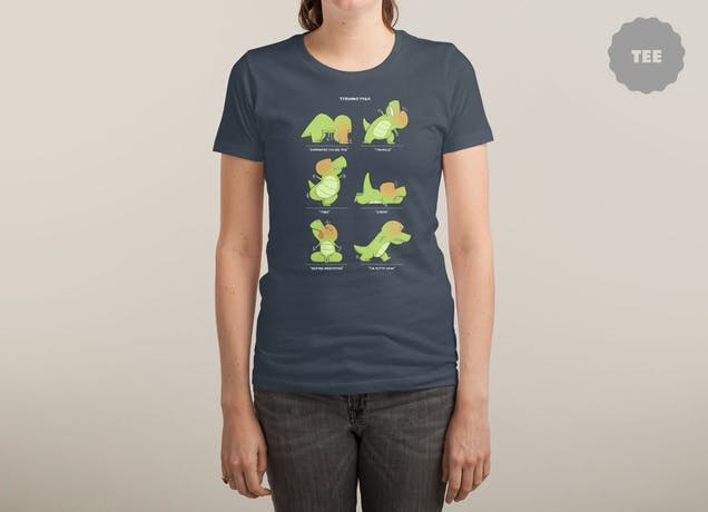 Crazy design threadless sale