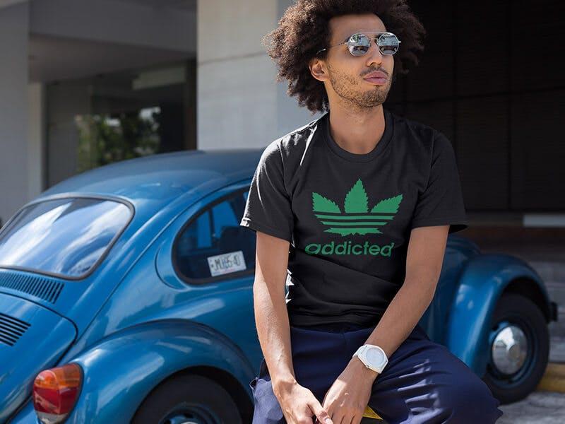 marijuana funny tshirt