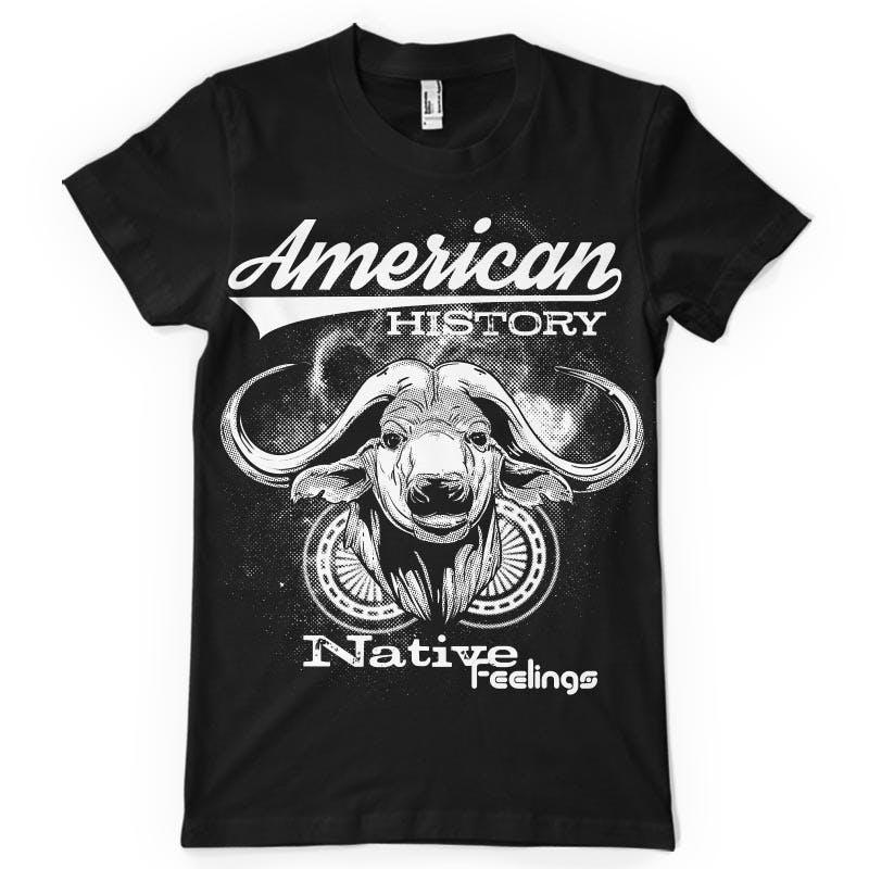 American-history-T-shirt-clip-art-15508