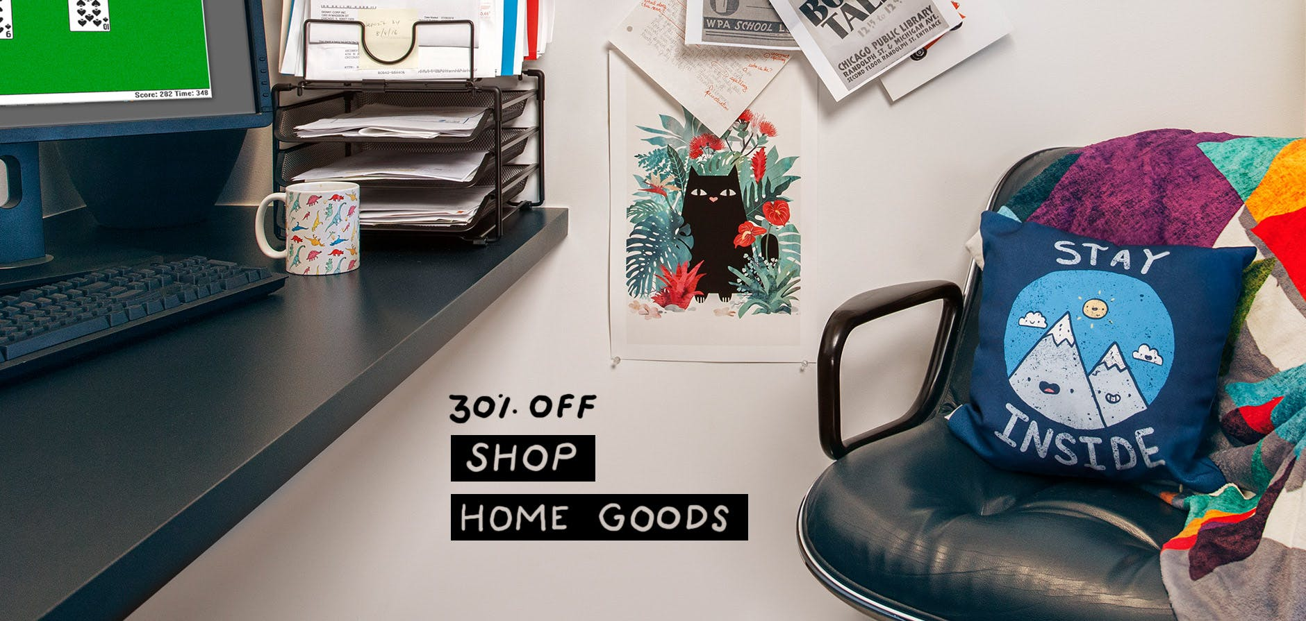 threadless home goods