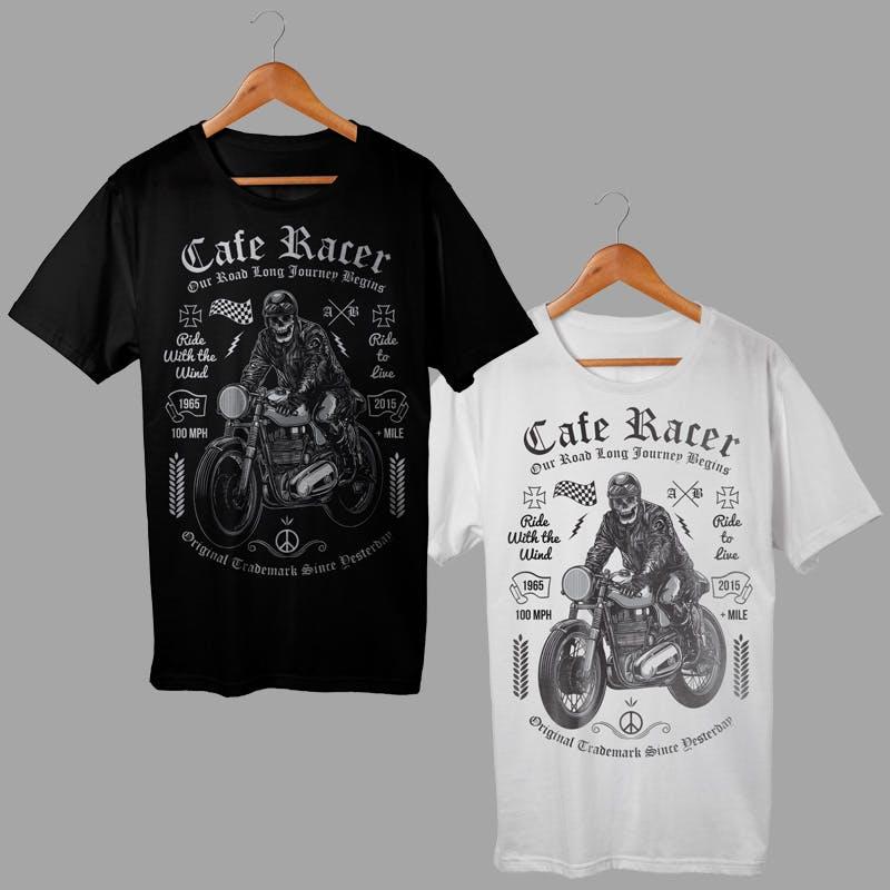 free biker design