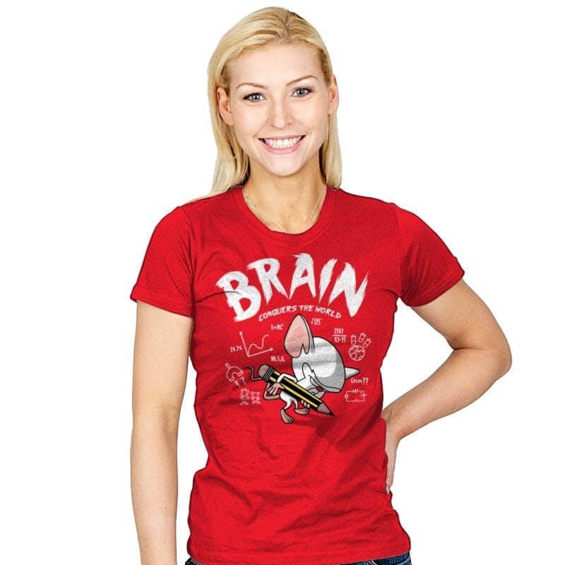 brain tshirt