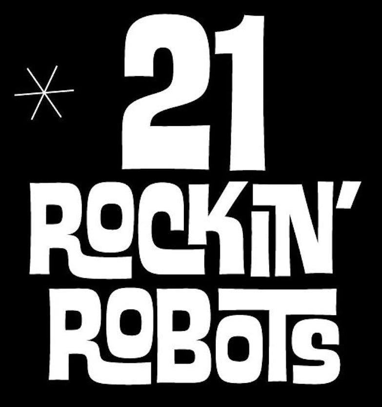 21 robots