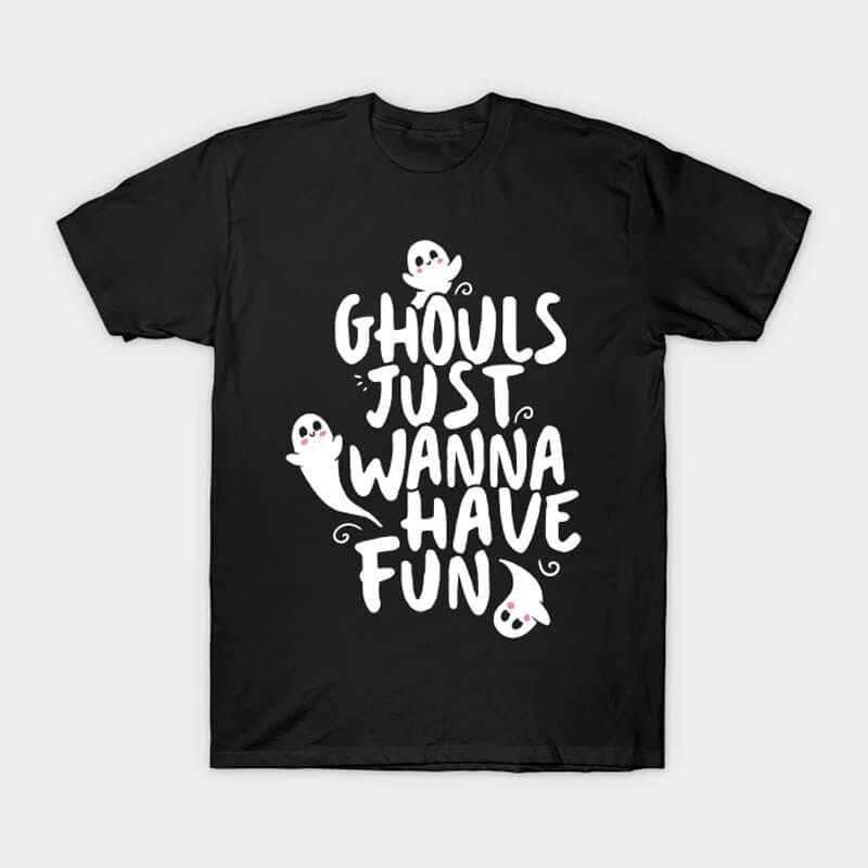 ghost just wanna have fun