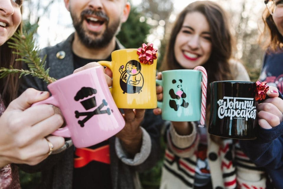 Johnny Cupcakes Christmas