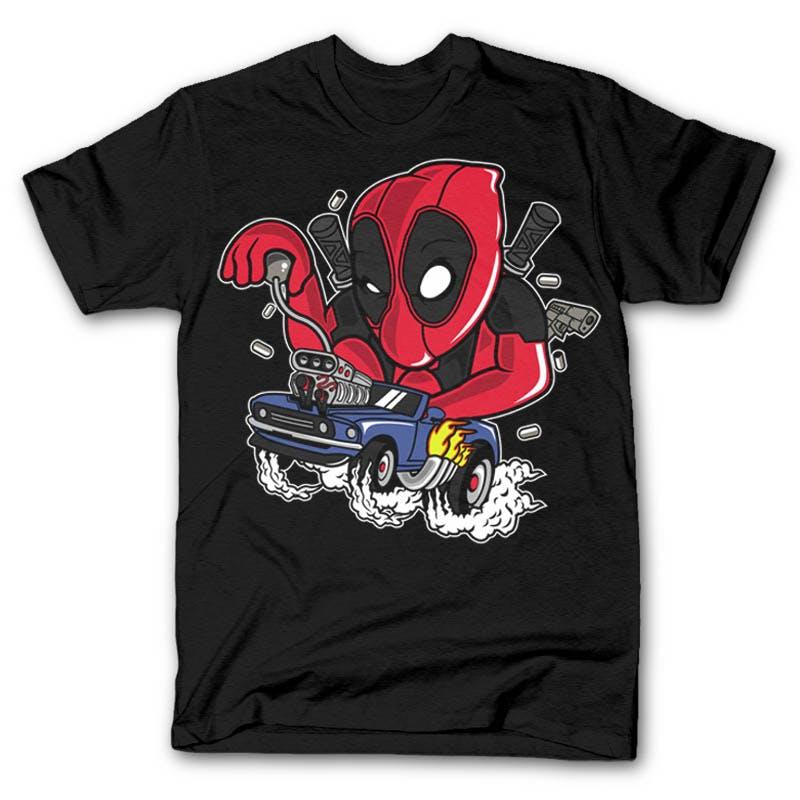 Deadrace-Tee-shirt-design-20435