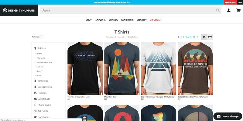 d3bc7932 The best 15 t-shirt online stores. Check on and pick your favourite